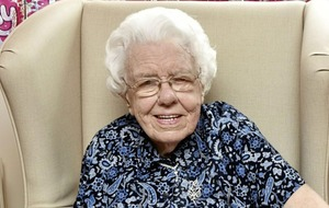 "Ireland's `oldest woman' dies in her sleep"" months after celebrating 110th birthday"