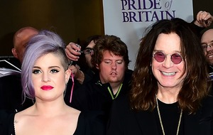 Kelly Osbourne provides health update on father Ozzy and hints at stage return