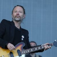 Thom Yorke tells of 'hard time' after death of ex-partner in 2016