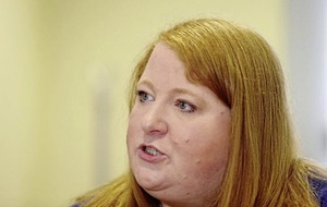 Alliance leader Naomi Long complains that Stormont are 'dormant'