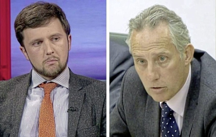 DUP's Ian Paisley makes 'unreserved' apology to News Letter journalist Sam McBride