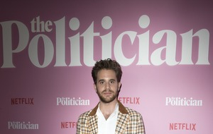 Ben Platt 'overwhelmed' watching himself in The Politician