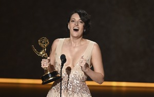 Phoebe Waller-Bridge the toast of Hollywood with surprise Emmy win