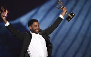 When They See Us star Jharrel Jerome pays tribute to 'exonerated five'