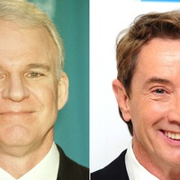 Steve Martin and Martin Short: We may not be able to resist Boris Johnson jokes