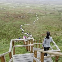 Fears for Cuilcagh Mountain after surge in visitors despite lockdown closure