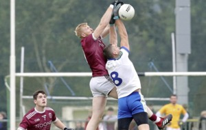 Ballinderry's plans undone by worrying McKinless injury