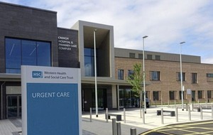 Omagh hospital declared safe after chemical leak