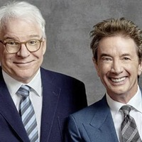 Steve Martin and Martin Short to play Irish shows