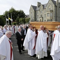 Pope sends condolences on death of Bishop Séamus Hegarty