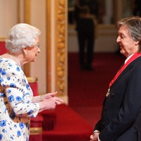 Sir Paul McCartney: The Queen is the glue that holds Britain together