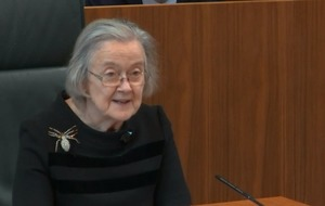 Who is Supreme Court president Lady Hale?
