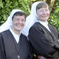 Prayers offered for Martina Purdy and Elaine Kelly after they're told they can't take final vows