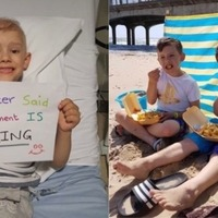 BA funds seven-year-old cancer survivor's Disney trip after Thomas Cook collapse