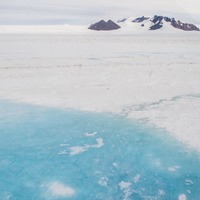 Concern over number of melt water lakes discovered in East Antarctica