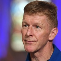 Tim Peake: People will land on Mars within 50 years