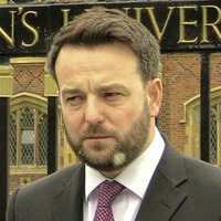 SDLP leader Colum Eastwood calls Brexit 'national emergency' in election launch