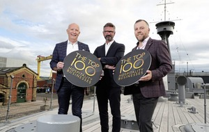 Search begins to find Northern Ireland's top 100 hospitality businesses