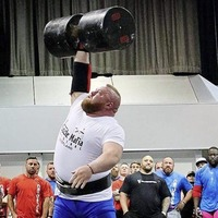 Belfast strongman Michael Downey flying high after taking legend Eddie Hall's British record
