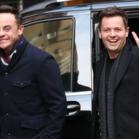 Ant McPartlin returns to work on I'm A Celebrity after year out