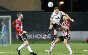 Derry City's Greg Sloggett: Cork City will be no easy task