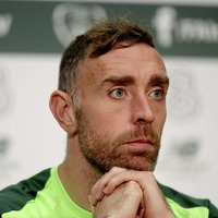 Ireland defender Richard Keogh suffers serious injury in `alcohol-related incident'