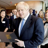 Boris Johnson pledges to 'do what we can' to help Wrightbus