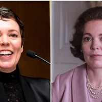 Olivia Colman on learning the Queen's accent and walk for The Crown