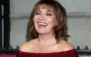 Lorraine Kelly reveals why she was once told she would 'never make it' in TV