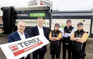 Terex opens new £12m manufacturing hub in Derry