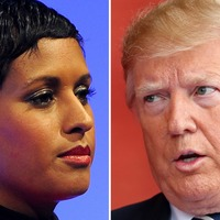 Lenny Henry and other stars call for BBC reversal over Naga Munchetty ruling