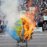 Second wave of worldwide protests in demand for climate action
