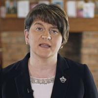 DUP leader Arlene Foster said Uk should leave the EU sensibly