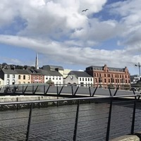 New bridge opened in Cork in honour of woman who saved the lives of more than 400 Jewish children and adults in France during World War Two