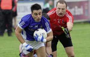 Ross McGarry hits 1-11 as Warrenpoint brush Ballyholland aside to progress to Down SFC decider
