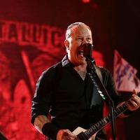 Metallica postpone tour as Hetfield returns to rehab