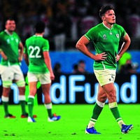 Cian Healy: Ireland must learn from Japan defeat and bounce back