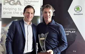 Tim Rice beats Colm Moriarty to seal match-play success at Sutton PGA