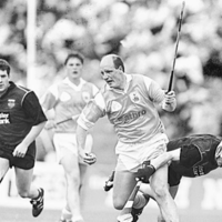 Back in the day - Terence McNaughton says no to Antrim hurling job; Brian White favourite for football hot-seat - The Irish News, Sep 30 1999