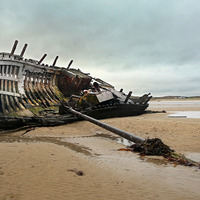 Plans to replace iconic Donegal shipwreck revealed