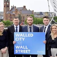 FinTrU offers 20 more graduate training places in Derry