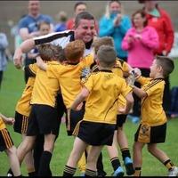 GAA Video: Gaelic clubs in floodlight tribute to Portglenone's Paul McKeever