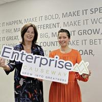 Enterprise Causeway launches new business hub in Coleraine
