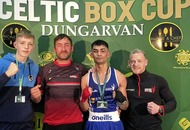 Seconds Out: Ulster eight strike gold at Celtic International Box Cup
