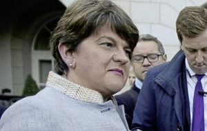 Arlene Foster claims EU's Brexit proposals are 'beyond crazy' and 'a surrender'