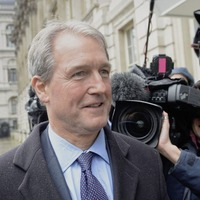 Randox and Lynn's Country Foods say Owen Paterson lobbying work 'matter of public record'