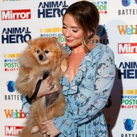Stars joined by their pets at Animal Hero Awards