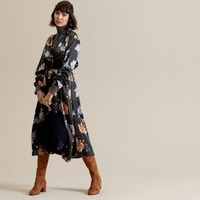 On trend: Flower power – 5 of the best dark floral dresses for autumn