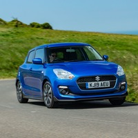 Suzuki Swift: Small car, big attitude