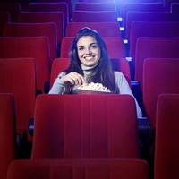 Marie Louise McConville: Moving out of my comfort zone with a solo cinema trip